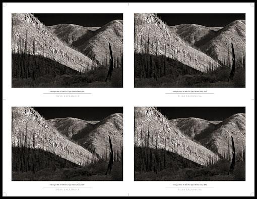Black Marks on the Paper Edge - LensWork Daily