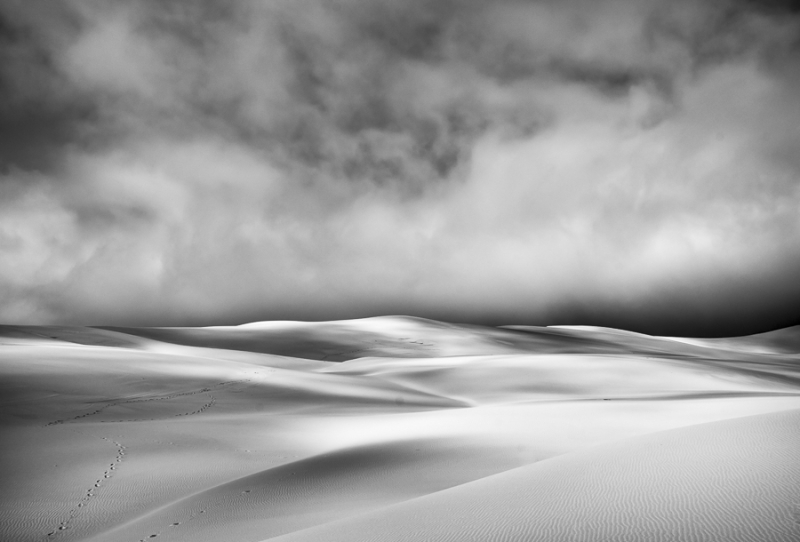 Cloudlit Dunes  OR
