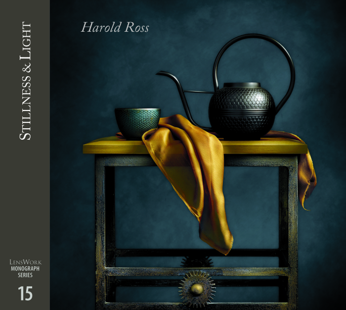 Cover  Stillness and Light by Harold Ross