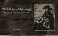LXT146 - The Hózhó of the Navajo by Joseph Kayne